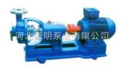 管道式离心泵 立式结构组成 臣明污水泵