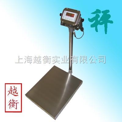 30kg不锈钢台秤,60公斤不锈钢平台秤,100千克不锈钢落地秤