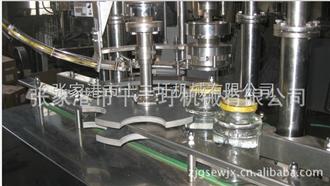 供应玻璃瓶WFG-40三旋盖四旋盖旋盖机