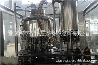 铝质盖灌装旋盖机