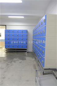 12门更衣柜更衣柜\电子感应锁更衣柜*的生产厂家-东莞亚津五金塑胶制品厂