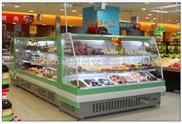 水果保鲜柜|风幕柜|立风柜|冷藏柜|水果保鲜柜|KTV冷柜|风幕展示柜|保鲜柜