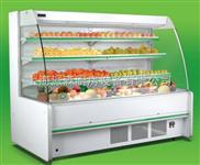 水果保鲜柜风幕柜|保鲜柜 蔬菜保鲜柜|冷藏展示柜