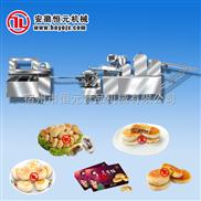 供应恒元HYSP-III酥饼成型机组 酥饼机 糖酥饼机 酥皮月饼机