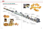 225-1200-饼干机、饼干成型机、饼干烘烤炉、饼干喷油机、饼干设备