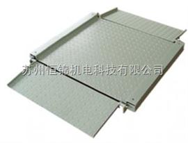 苏州现货热销1T超低台面电子平台秤