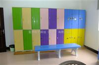 12门塑胶更衣柜健身房塑胶寄存柜 会所彩色塑胶寄存柜 酒店高档塑胶寄存柜