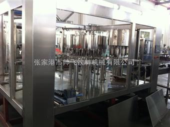 CGF大瓶饮料灌装机