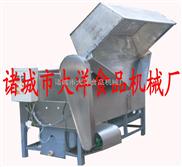 引风型燃煤油炸机,花生米油炸锅