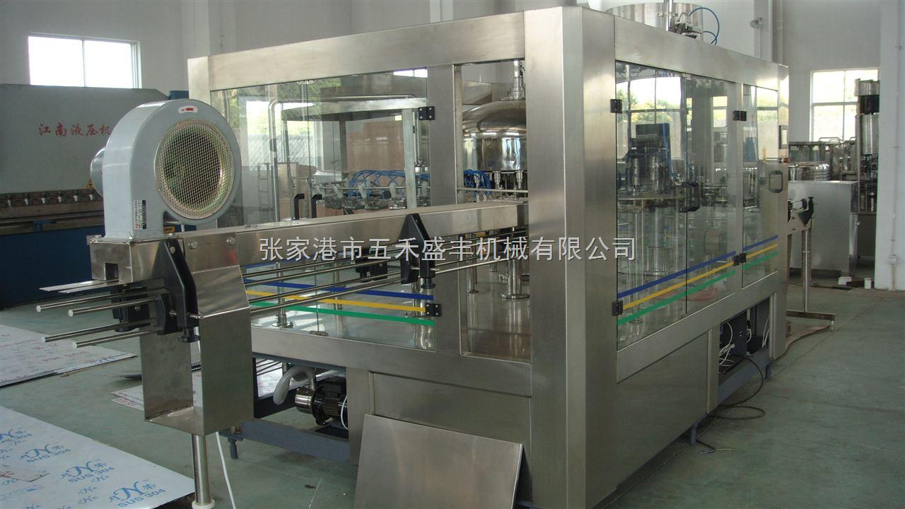 桶装水灌装设备_中国食品机械设备网