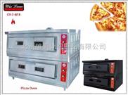 唯利安 CR-2-4/18 商用双层燃气比萨炉 双层燃气烤饼炉 燃气烤箱