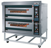 NFR-40H-豪华型两层四盘燃气烤炉