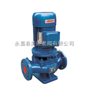 ISG立式单级离心泵|立式单级管道离心泵|单级立式管道泵