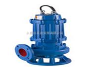 移動式排污潛水泵/立式不阻塞排污泵/小型家用排污泵