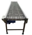 不锈钢网带式输送机设备