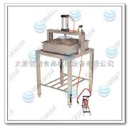 小型豆腐压榨机,豆腐加工设备,家用豆腐压榨机