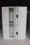 24门储物柜加工定制超市铁质储物柜 百货铁质存包柜 商场铁质存储柜