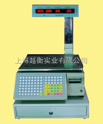 条码秤,称水果用的电子称,蔬菜水果专用秤