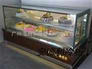 厂家直销直角蛋糕柜,欧式蛋糕柜,云南蛋糕柜