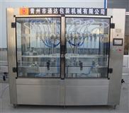 水果酱油醋灌装机厂家在青州  更专业灌装机械在通达