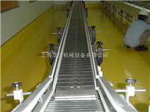 全自动多功能不锈钢链板输送线设备