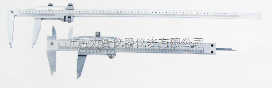 上申牌600mm游标卡尺 60厘米上海卡尺工厂