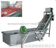 CXJ冲浪式(鼓风式)洗果机