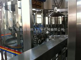 CGF型18-18-6矿泉水灌装机