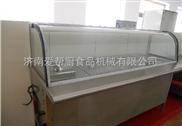 供应优质保温设备不锈钢带罩五个售饭车