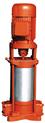 XBD2.7/0.56-GDL消防泵,直联式高压管道泵