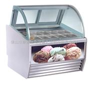 喜之洋新款冰淇淋展示柜