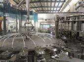 四合一乳酸菌铝灌装封口机