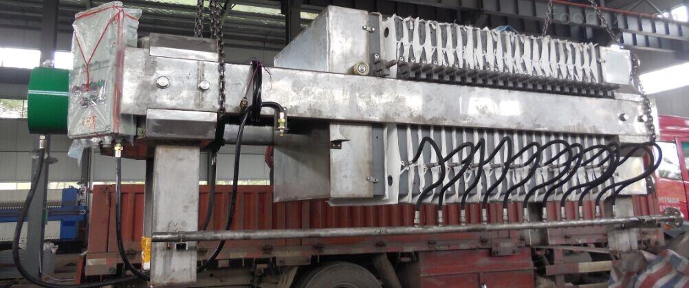 不锈钢压滤机