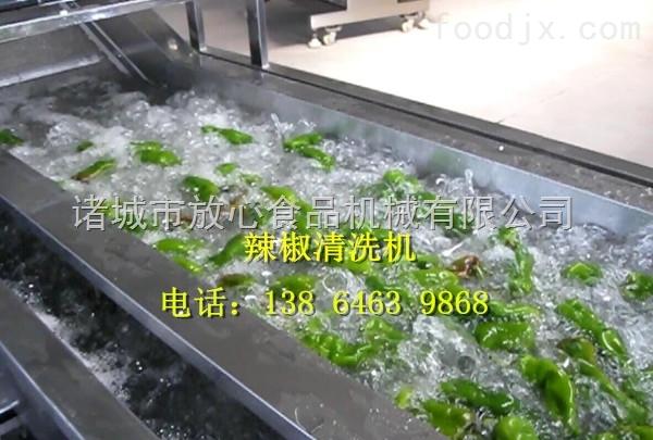洗叶类蔬菜机器 诸城洗菜机