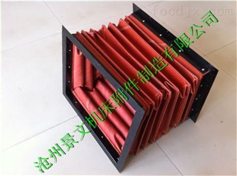 天津机械设备除尘风道软连接材质介绍