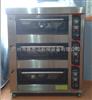 YXD-90CT三层九盘商用面包烤箱