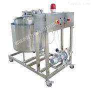 专业供应上浆机辅助设备 多功能打浆机 天妇罗浆液打浆机