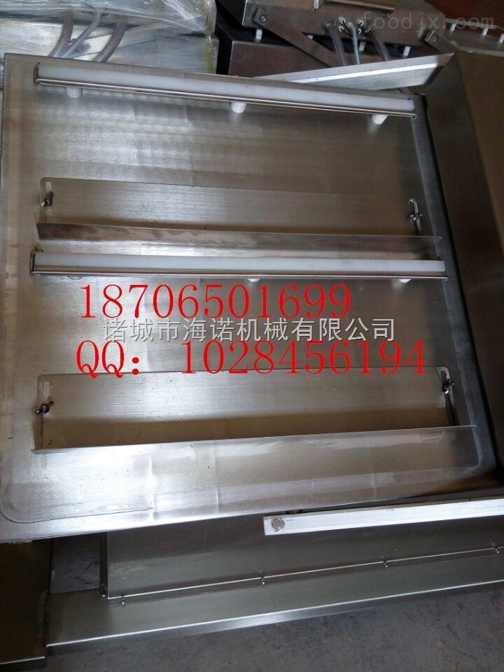 500/2s倾斜式酱菜真空包装机     优质304防腐蚀材质