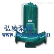PBG40-125屏蔽式管道離心泵,立式單級屏蔽泵,增壓屏蔽泵