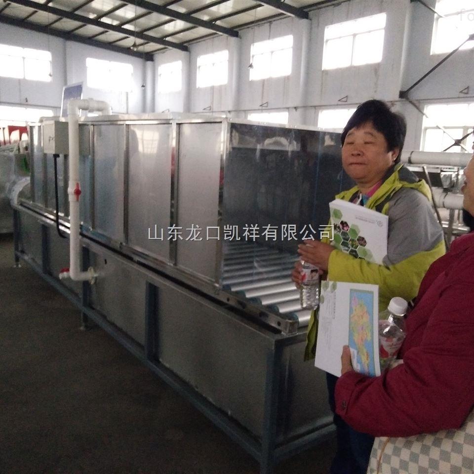 黄蜜樱桃分选机樱桃产后处理设备预冷分级机