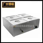 专业批发西式中式厨房餐饮设备麻辣烫保温箱四盆电热保温汤池