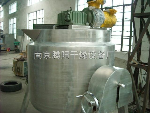 TY-DJ-500L夹套加热保温罐设备