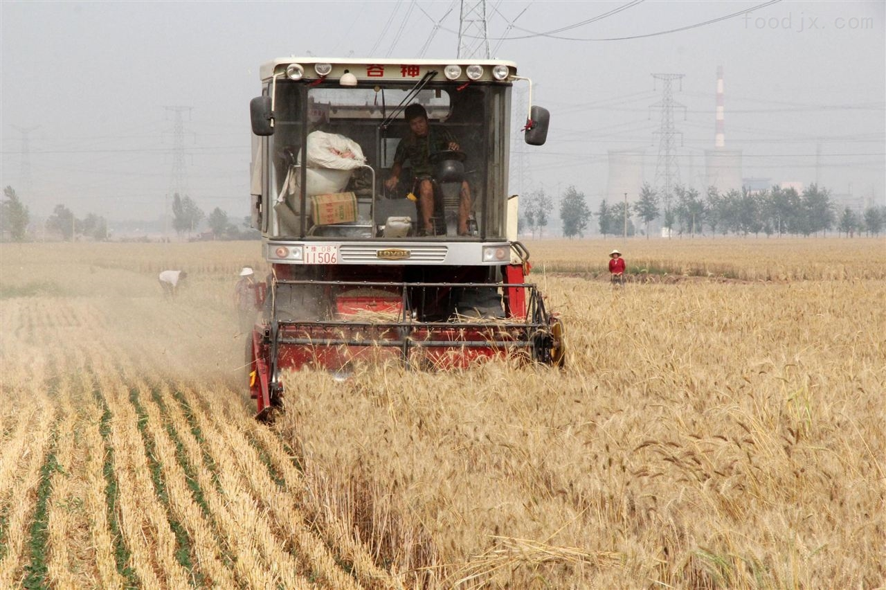 大型水稻收割机大概的价钱是多少