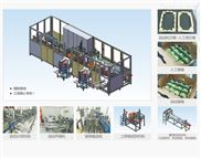 动力飞扬 食品饮料行业专用全自动装箱生产线