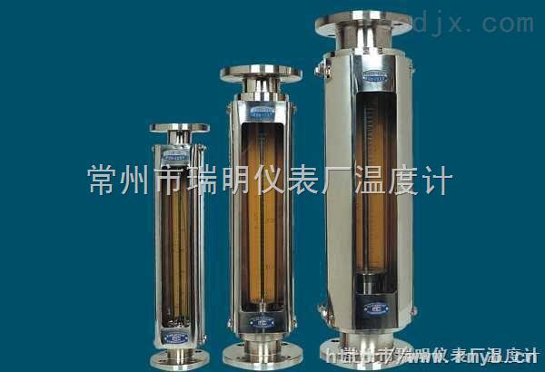 全不锈钢型玻璃转子流量计LZB-6B