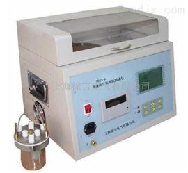 哈尔滨特价供应WDJS-D绝缘油介质损耗测试仪