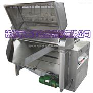 自动化食品油炸设备,省油省电电热油炸机