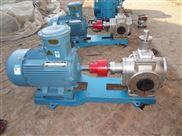 食用油齿轮油泵用YCB-20圆弧齿轮泵-效率高,寿命长