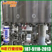 核桃乳飲料生產線 六個核桃飲料易拉罐飲料生產線設備