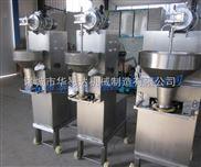 山东丸子成型蒸煮设备华易达供应专业全自动丸子机